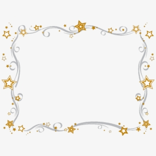December corner frame clipart black and white jpg library library PNG Border Cliparts & Cartoons Free Download - NetClipart jpg library library