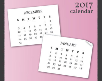 December january calendar 2017 clipart image free December january calendar 2017 clipart - ClipartFox image free