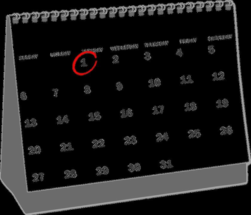 December month calendar clipart black and white graphic black and white download HD Calendar January Desk 2013 1st Month Gray - December Calendar ... graphic black and white download