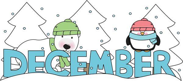 December month clip art transparent December Images Clip Art & December Images Clip Art Clip Art ... transparent