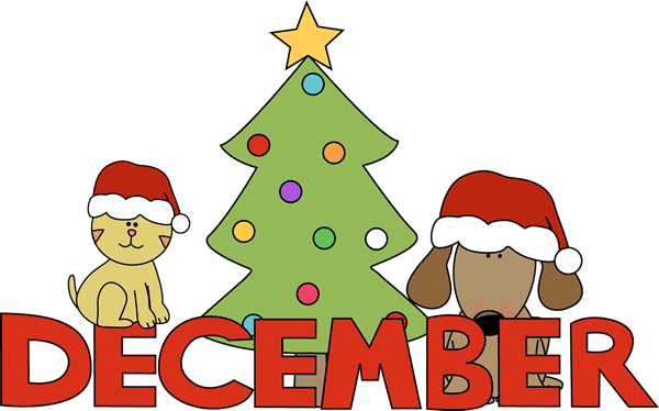 December month clip art png free December Clip Art - December Images - Month of December Clip Art png free
