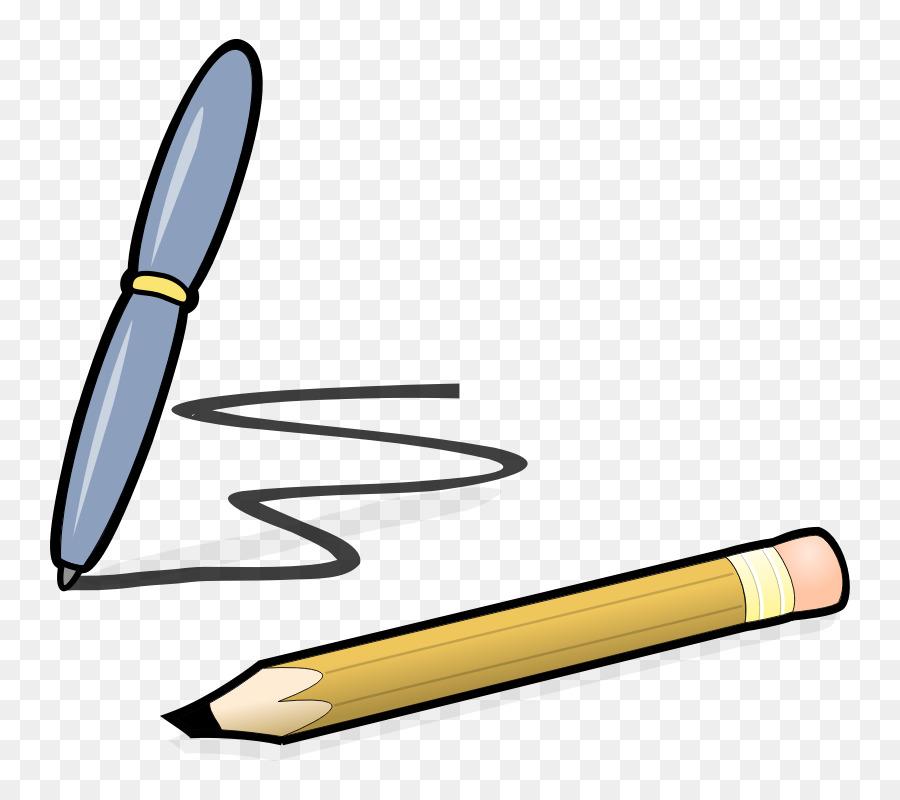 Decent clipart jpg download Paper Pencil Clip Art Pictures Of People Writing Png Download Decent ... jpg download