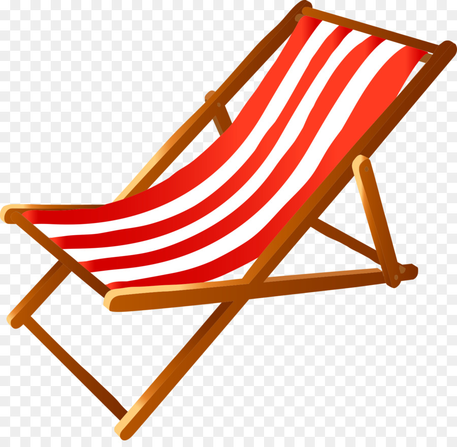 Deckchair clipart svg stock Eames Lounge Chair Table Deckchair Clip art - beach chair ... svg stock