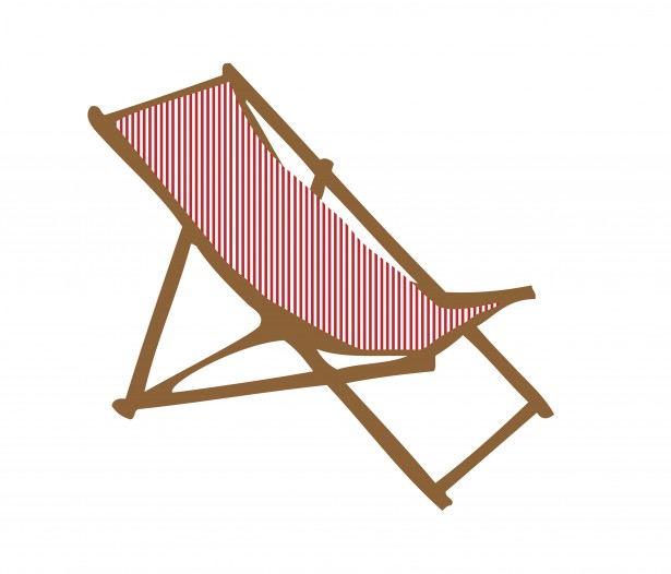 Deckchair clipart png black and white library Deck Chair Clipart Free Stock Photo - Public Domain Pictures png black and white library