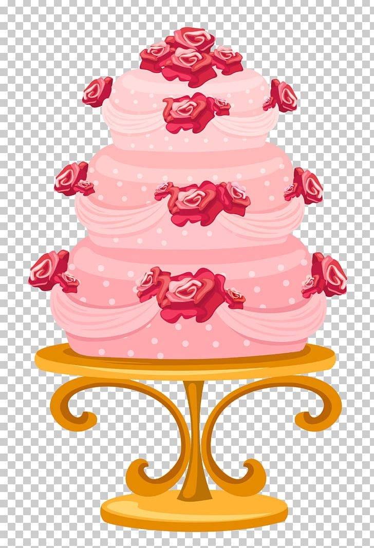 Decorated cake clipart png stock Birthday Cake Wedding Cake Cupcake Layer Cake Chocolate Cake PNG ... png stock