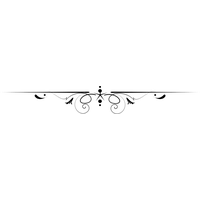 Decorative underline clipart banner free Decorative Line Black Png & Free Decorative Line Black.png ... banner free