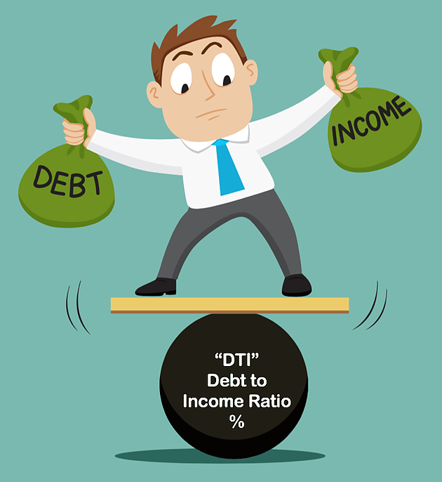 Decrease our income to depth ration clipart image library stock Debt-to-Income Ratio: What Exactly Does It Mean? image library stock