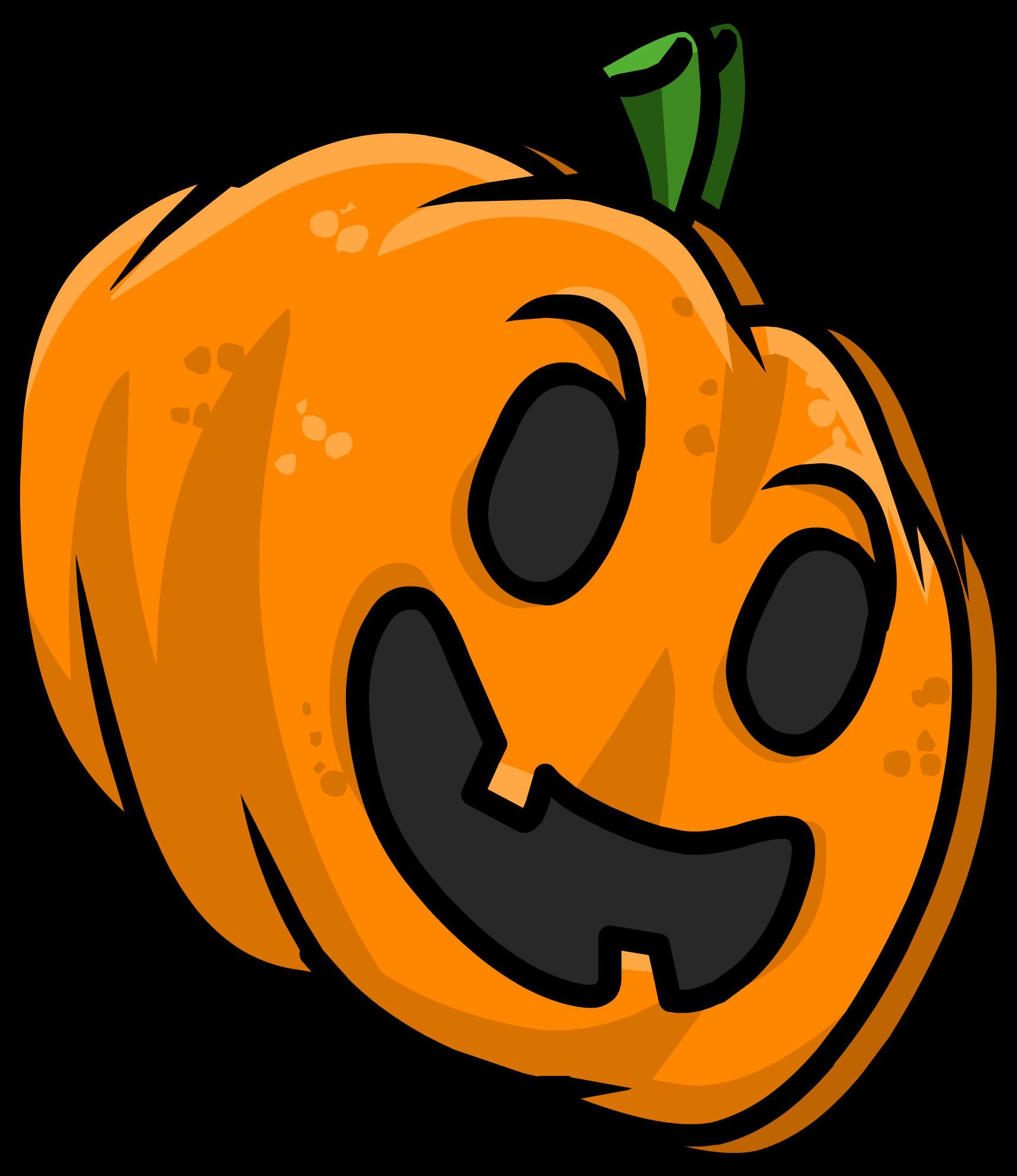 Deep green pumpkin clipart png freeuse download Image - Wall Pumpkin sprite 003.png | Club Penguin Wiki | FANDOM ... png freeuse download