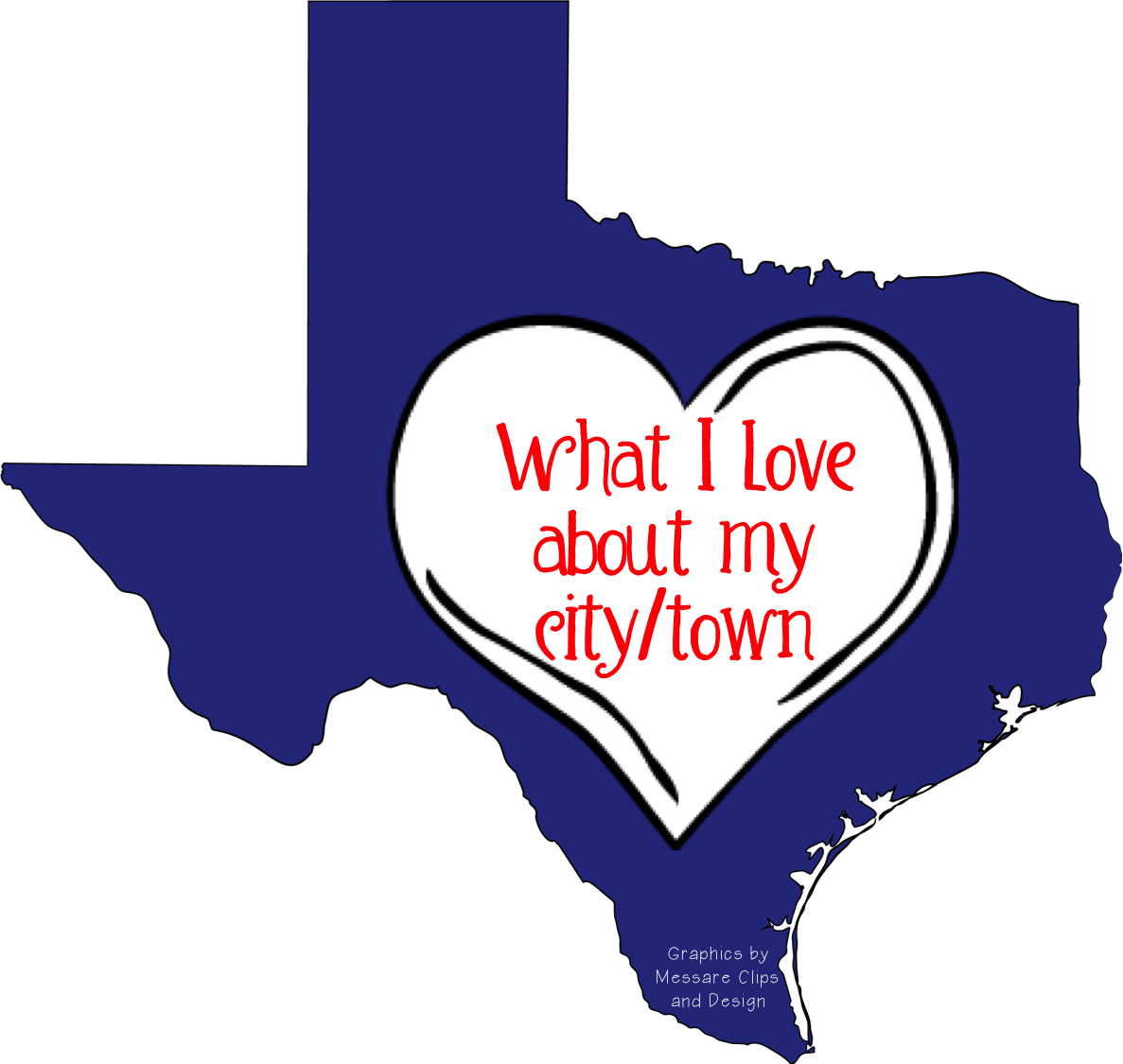 Deep in the heart of texas clipart jpg black and white download The Educated Crown : Deep in the Heart of Texas Blog Hop jpg black and white download
