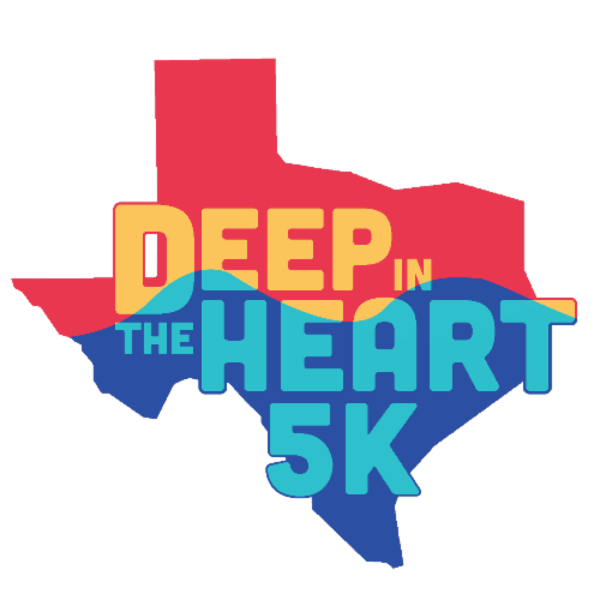 Deep in the heart of texas clipart png black and white library Deep in the Heart 5K at Typhoon Texas Waterpark - May 26, 2018 ... png black and white library