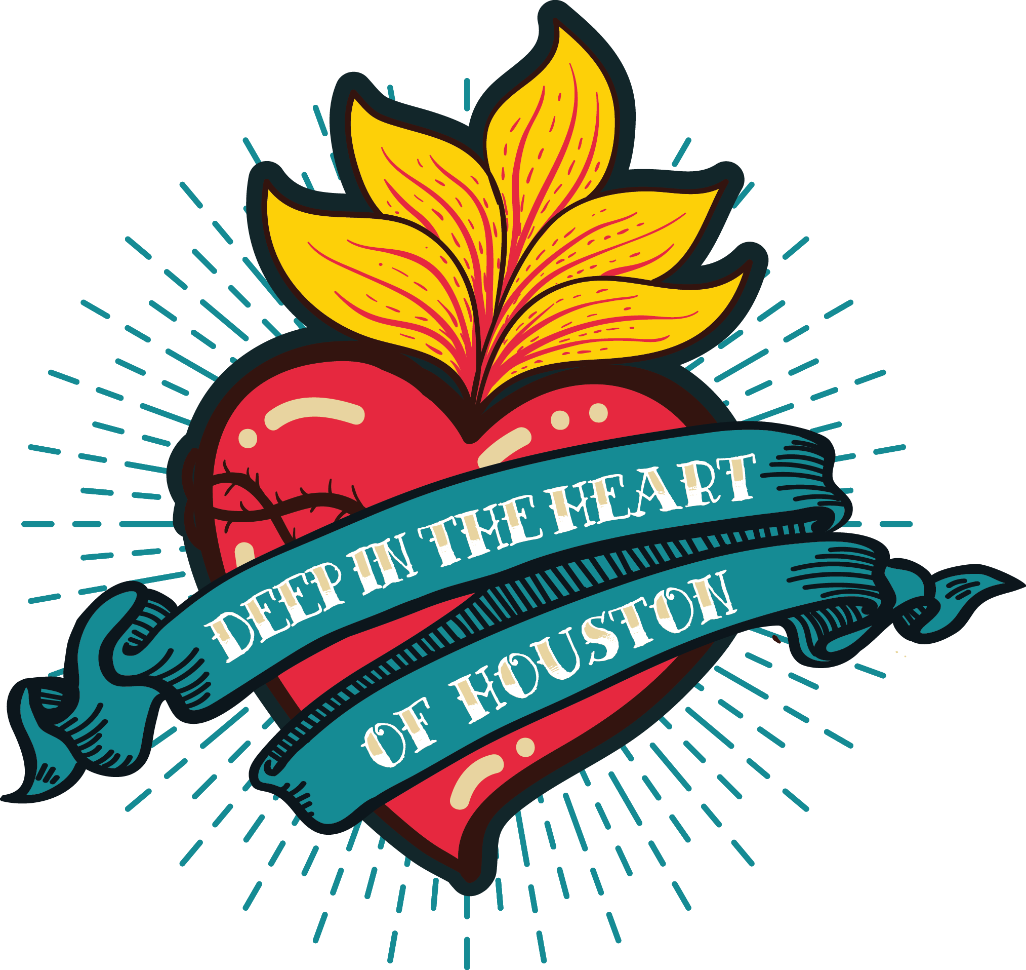 Deep in the heart of texas clipart vector transparent download Deep in the Heart of Houston, benefiting Wesley Community Center ... vector transparent download