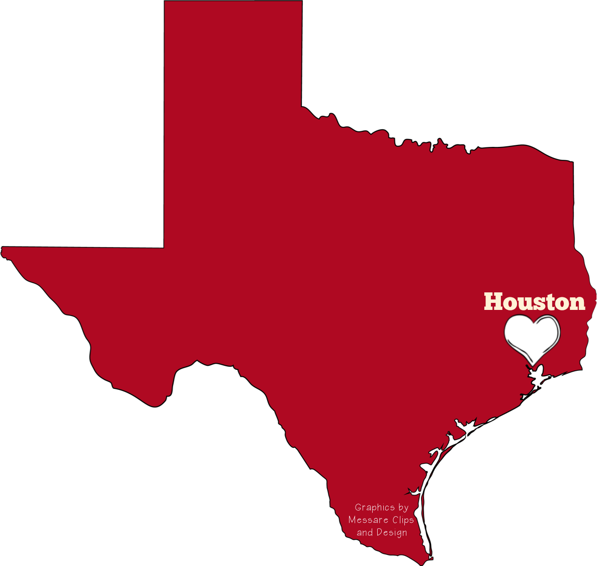 Deep in the heart of texas clipart png library Deep in the Heart of Texas Blog Hop - Love Teaching Kids png library