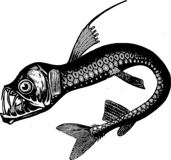 Deep sea fish clipart png freeuse Sea Creature Clip Art at Clker.com - vector clip art online, royalty ... png freeuse