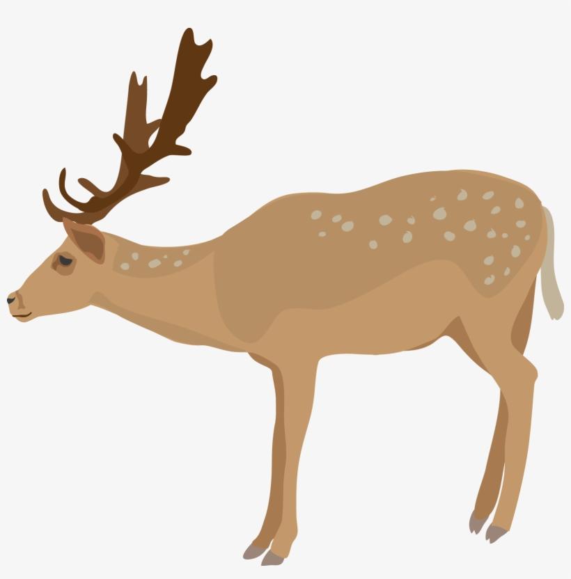 Deer clipart transparent background freeuse library Free Icons Png - Deer Clipart Transparent Background ... freeuse library