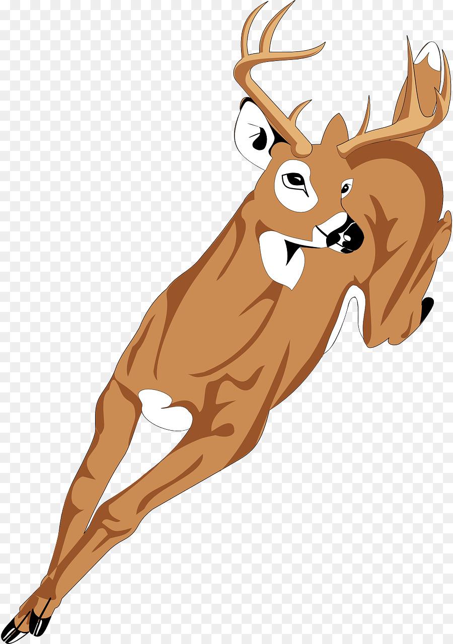 Deer running clipart svg stock Running Deer Png & Free Running Deer.png Transparent Images #4038 ... svg stock
