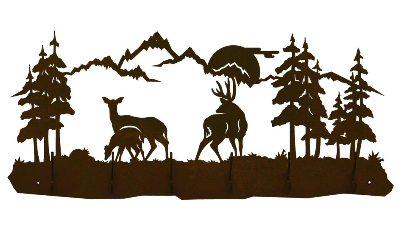 Deer scene clipart jpg royalty free library Free Deer Scene Cliparts, Download Free Clip Art, Free Clip Art on ... jpg royalty free library