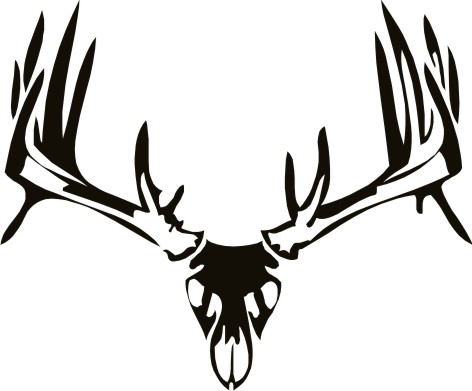 Deer skull clipart svg freeuse stock 63+ Deer Skull Clipart   ClipartLook svg freeuse stock