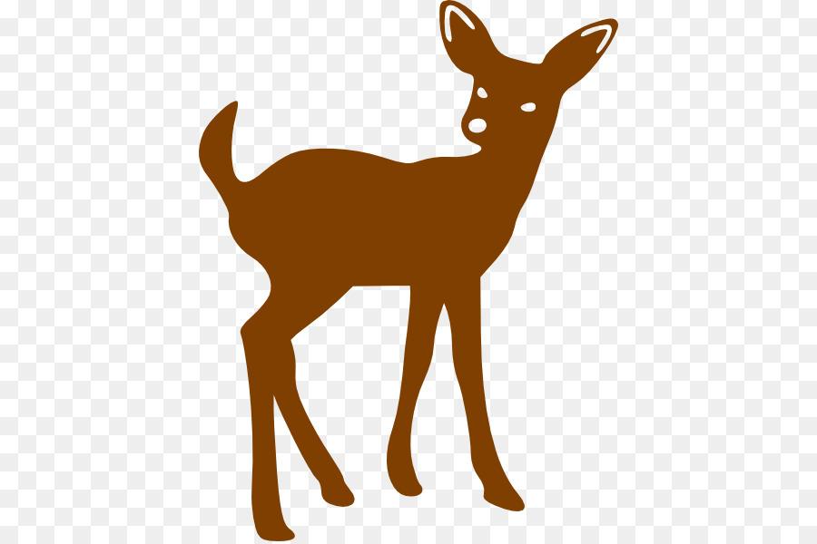 Deer tail clipart image royalty free Deer Wildlife png download - 462*597 - Free Transparent Deer png ... image royalty free