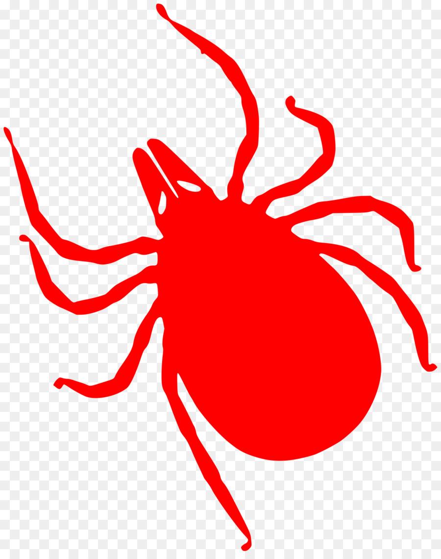 Deer tick clipart clip art stock Red Background clipart - Tick, transparent clip art clip art stock