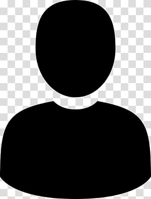 Default profile picture clipart clip black and white stock Computer Icons User profile Avatar, Profile transparent background ... clip black and white stock