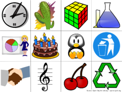 Definition of clipart in computer