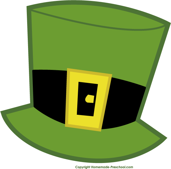 Defy media clipart svg free library Leprechaun Hat Clipart & Look At Clip Art Images - ClipartLook svg free library