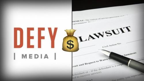 Defy media clipart black and white download Defy Media Boosts Originals Slate, Hires Former Nbc, - Screaming ... black and white download
