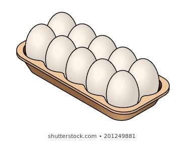 Deggs clipart svg freeuse library Ten eggs clipart 4 » Clipart Portal svg freeuse library
