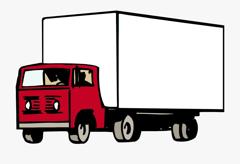 Delivery truck clipart images graphic transparent stock Food Delivery Truck Clipart #768195 - Free Cliparts on ClipartWiki graphic transparent stock
