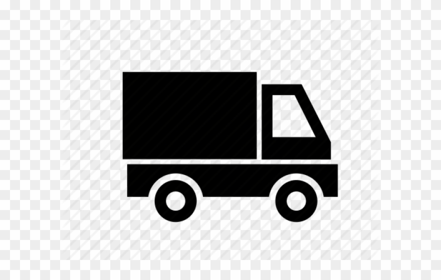 Delivery truck clipart images graphic library stock Delivery Clipart Mail Delivery - Delivery Truck Icon Png Transparent ... graphic library stock