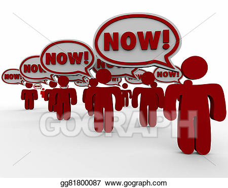 Demanded clipart clip library stock Clipart - Now customer demand speech bubbles urgent need fast ... clip library stock