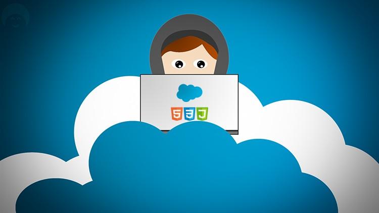 Demandware logo clipart image royalty free stock Salesforce Commerce Cloud Development Quickstart Guide   Udemy image royalty free stock