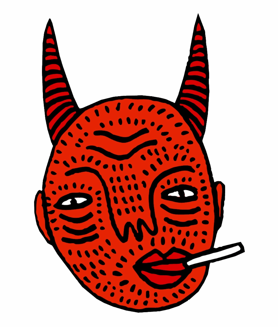 Demon clipart jpg royalty free library Demon Clipart Devil Face - Polly Nor Devil Head Free PNG Images ... jpg royalty free library