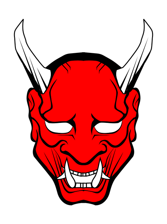Demon with crown clipart freeuse download Demon PNG images free download freeuse download