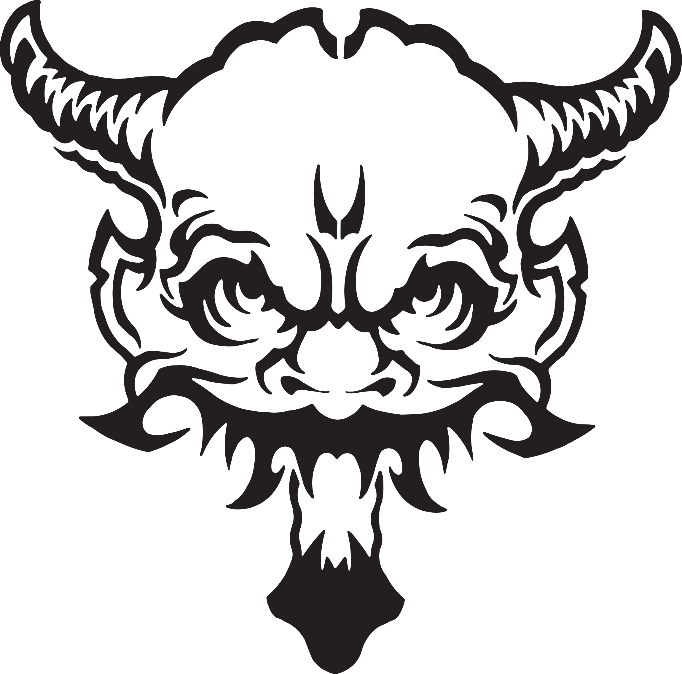 Demon with crown clipart vector free stock Demon Clipart crown - Free Clipart on Dumielauxepices.net vector free stock