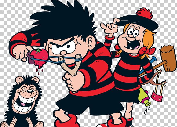 Dennis the menace clipart picture freeuse download Breakfast Restaurant Comic Book Dennis The Menace And Gnasher ... picture freeuse download