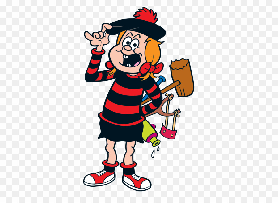 Dennis the menace clipart vector royalty free library Minnie The Minx Beano PNG The Beano Dennis The Menace And Gnasher ... vector royalty free library