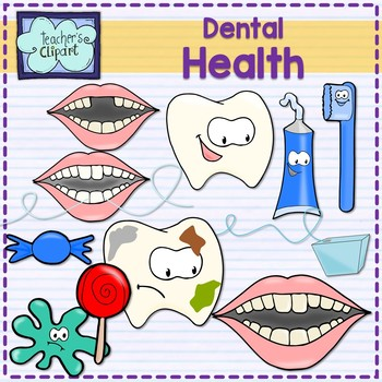 Dental hygiene clipart clip royalty free library Dental health and Oral Hygiene Clipart clip royalty free library