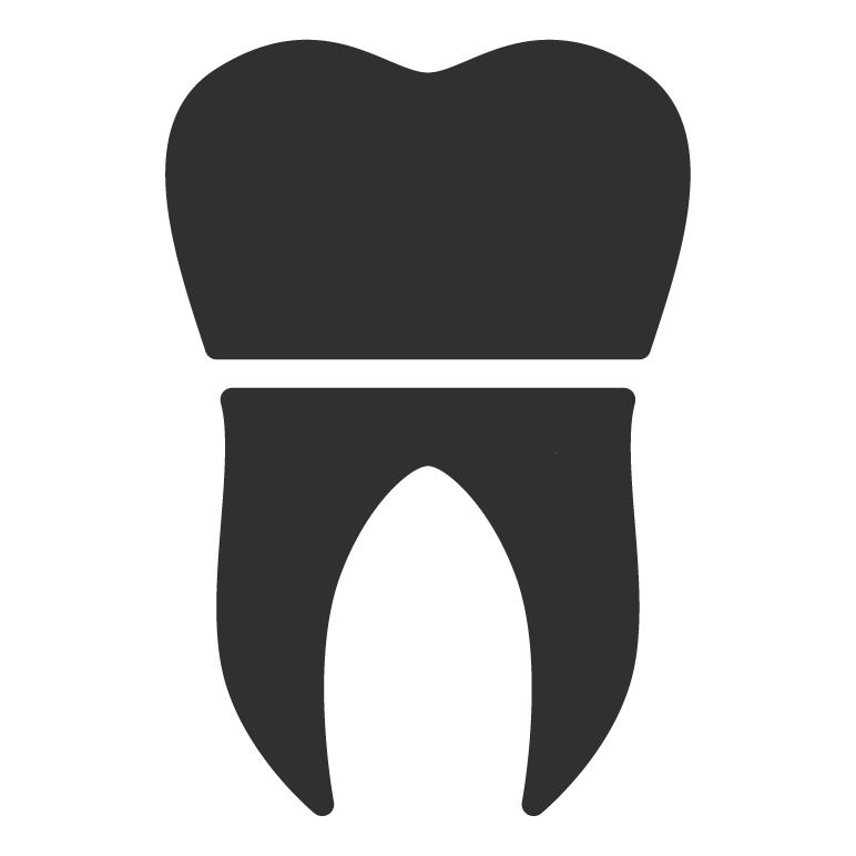 Tooth crown clipart image black and white download Gentle Hands Family Dentistry & Orthodontics | High-Quality ... image black and white download