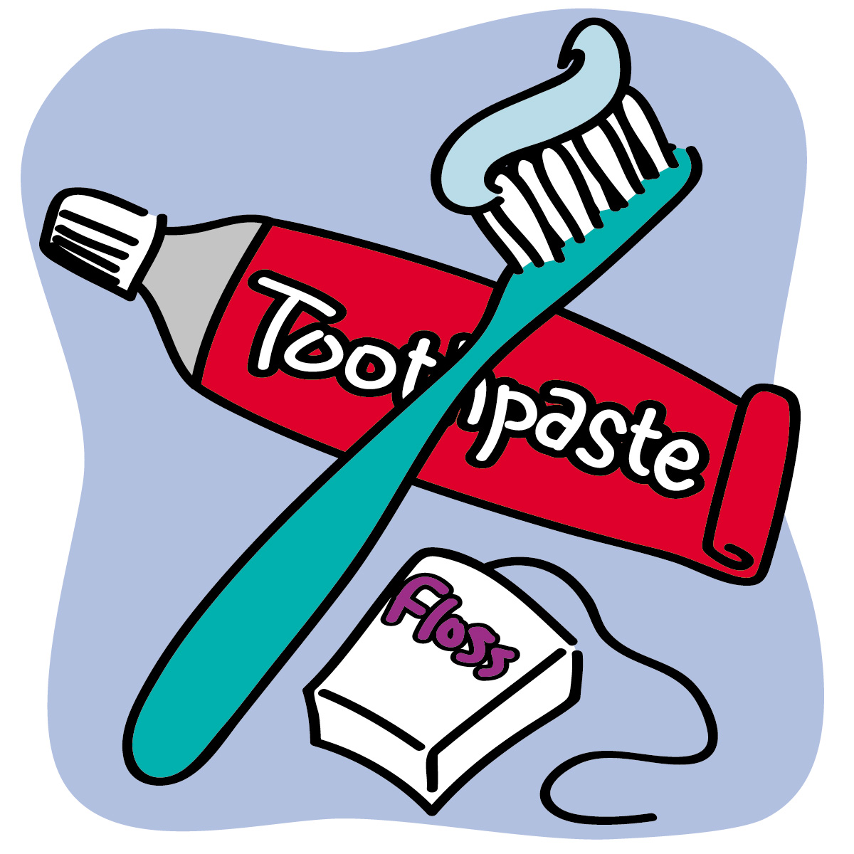 Tooth brush clipart picture library download Free Dentist Pictures, Download Free Clip Art, Free Clip Art ... picture library download
