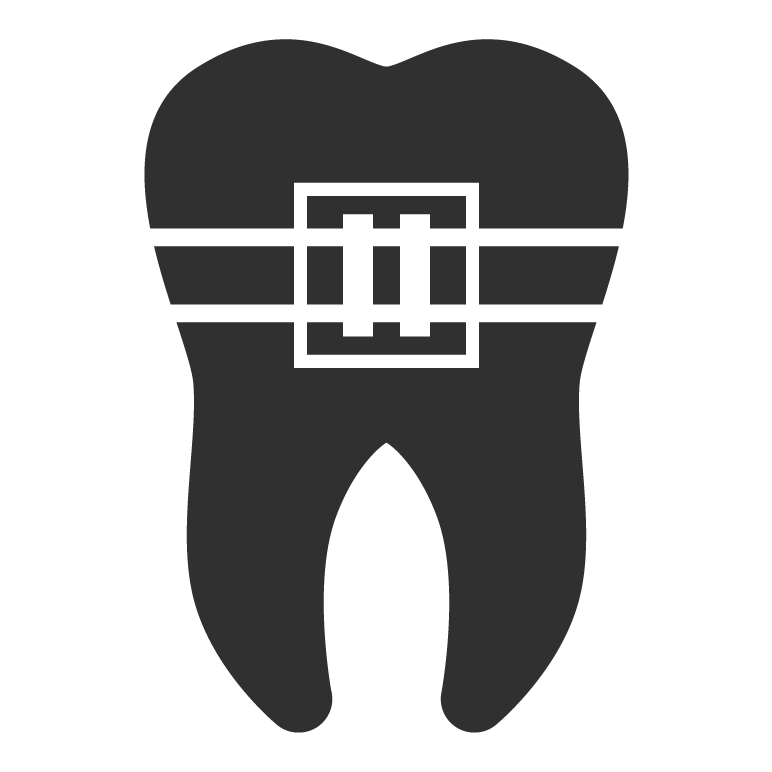 Tooth with crown clipart clipart royalty free download braces-02 » Chandler Dentist - Progressive Dentistry & Orthodontics clipart royalty free download