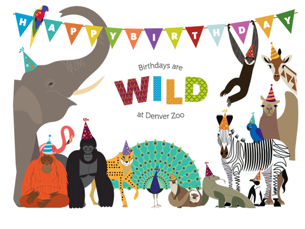 Denver zoo clipart graphic Zoo Clipart zoo birthday 12 - 600 X 450 Free Clip Art stock ... graphic