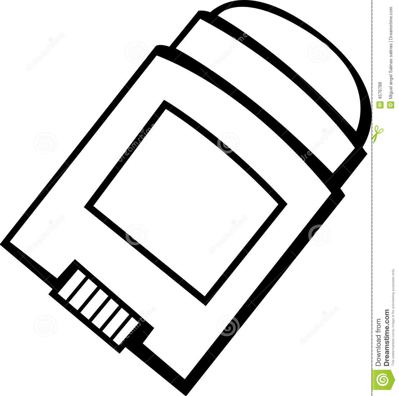 Deodorant clipart black and white banner free library Deodorant clipart 1 » Clipart Station banner free library