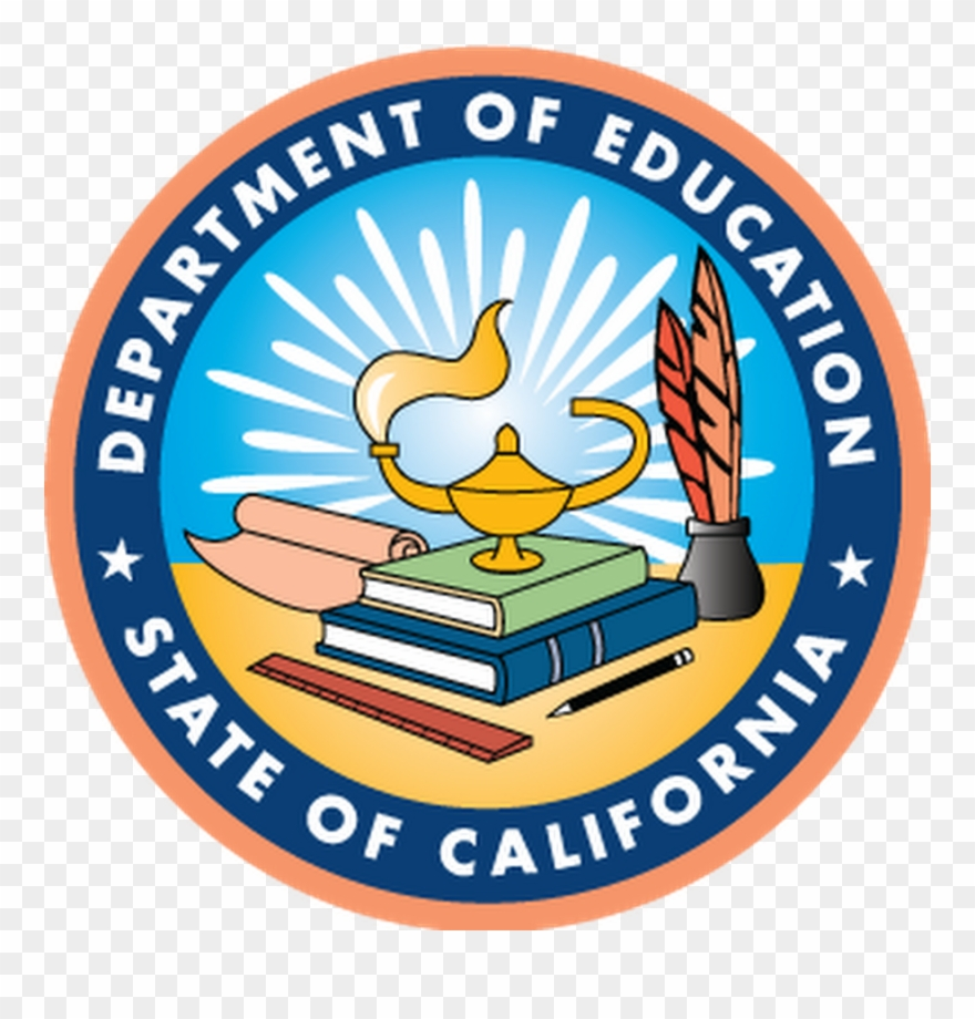 Department of education logo clipart vector library stock Department Of Education California - California Department Of ... vector library stock