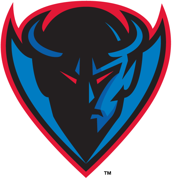 Depaul university clipart graphic library library DePaul Blue Demons Alternate Logo (1999) -   Sports logos ... graphic library library