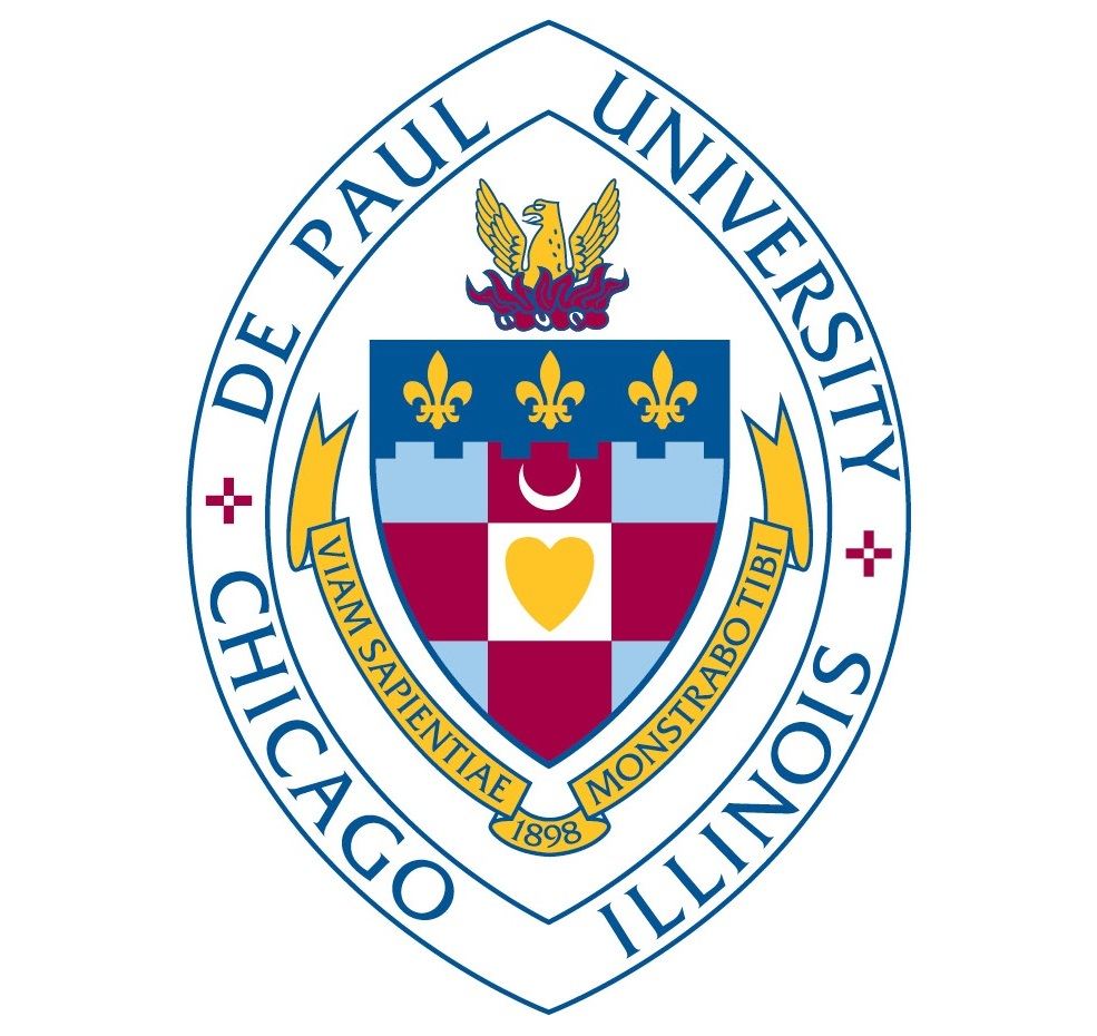 Depaul university clipart clip art royalty free library Logos and Marks   Brand Standards   Brand   DePaul University, Chicago clip art royalty free library