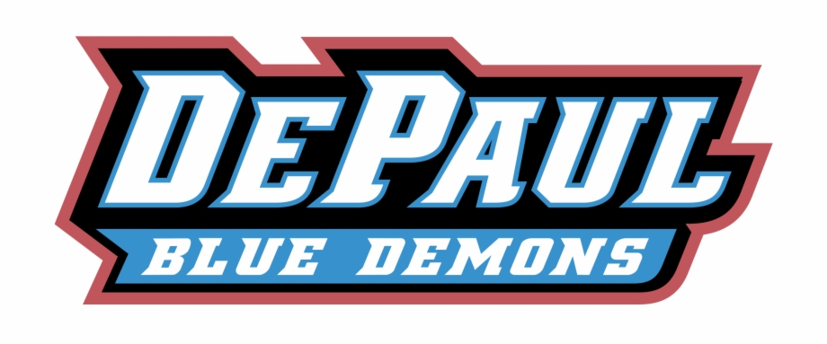 Depaul university clipart clipart transparent download Depaul Blue Demons Logo Png Transparent - Depaul University Free PNG ... clipart transparent download