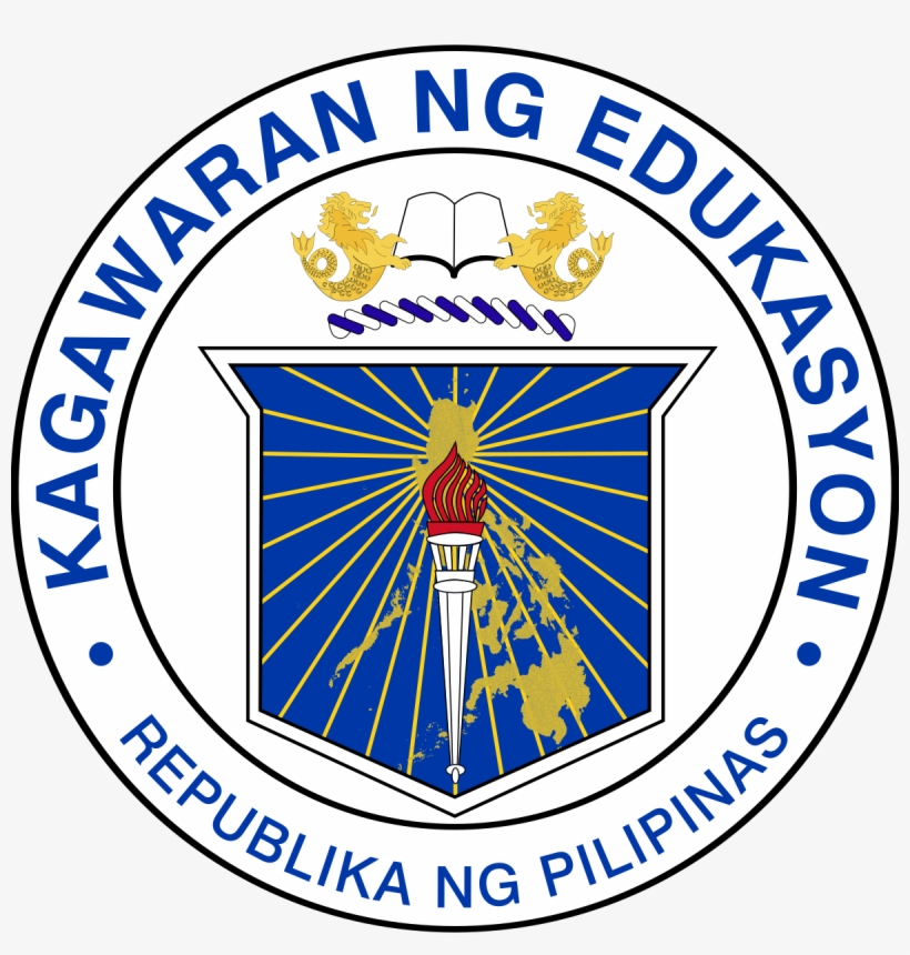 Deped logo clipart jpg library download Dep, Ment Of Education , Wikipedia - Deped Surigao Del Norte Logo ... jpg library download