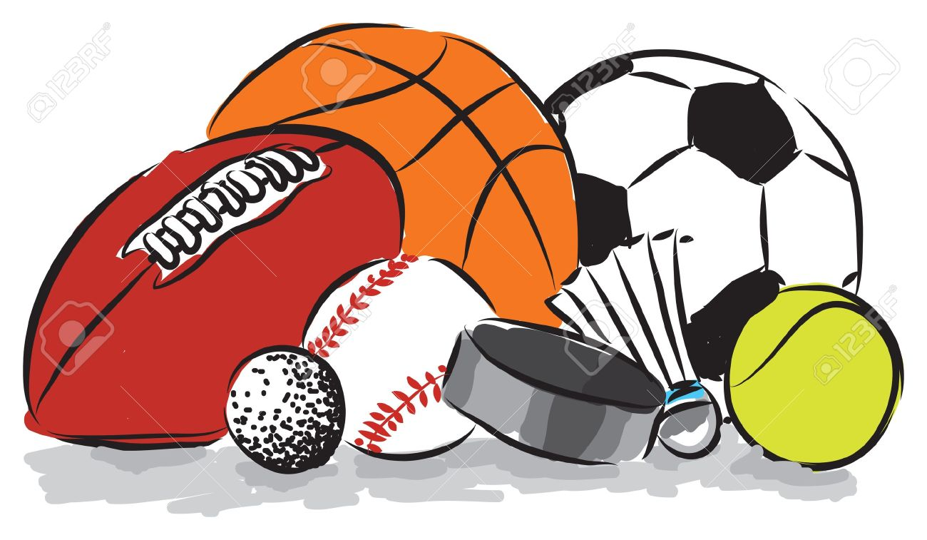 Deportes clipart clip library library Deportes clipart 5 » Clipart Station clip library library