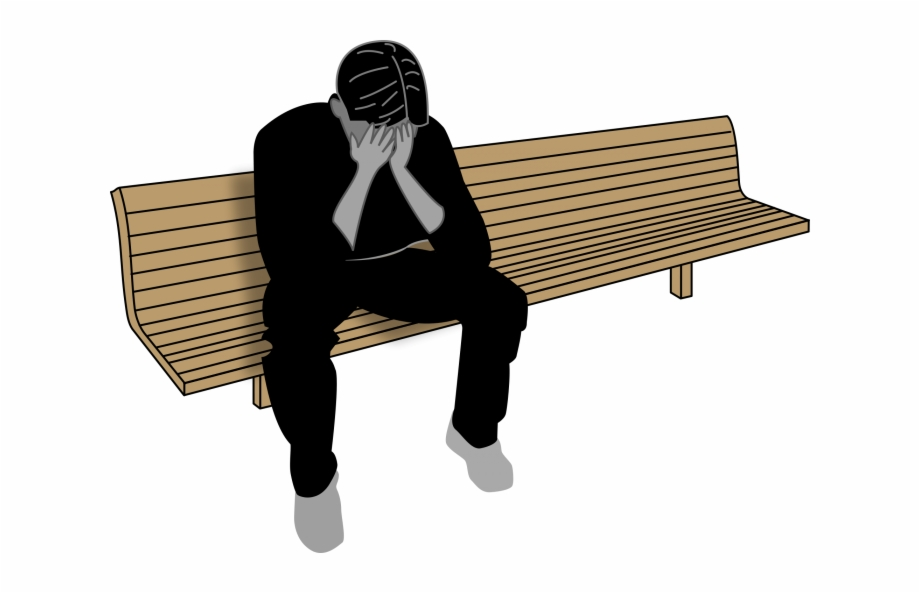 Free clipart depression vector royalty free download Depression Png - Depressed Man Png Free PNG Images & Clipart ... vector royalty free download